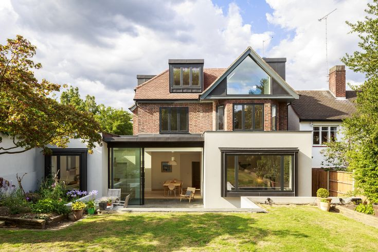Modern house extension https://www.homify.co.uk/ideabooks/30949/modern-design-with-an-art-deco-twist