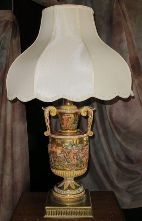 37 Best Antique Lamps Images On Pinterest Antique Lamps