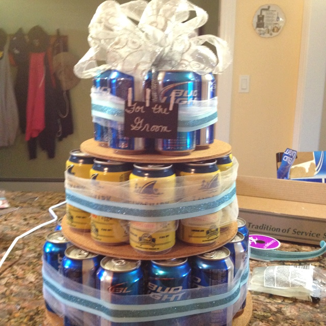 Gift For The Groom At The Bridal Shower Future Mrs