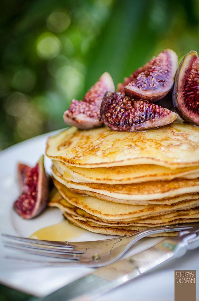 how to make vegan pancakes with almond flour