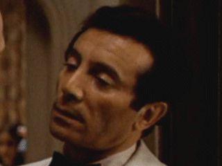 Al Martino as Johnny Fontane, godson of Vito Corleone