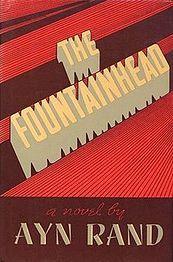 The Fountainhead - Ayn Rand: Worth Reading, Thefountainhead, Books Worth, Atlas Shrug, The Fountainhead, Aynrand, Favorite Books, Ayn Rand, Howard Roark