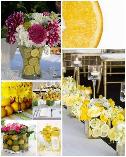 lemon for wedding