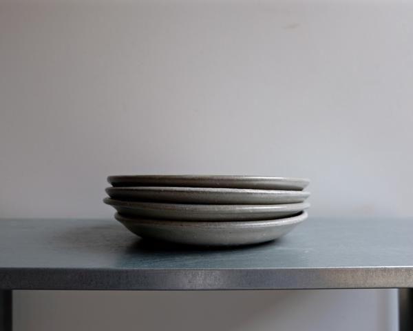 Foggy Grey Side Plate