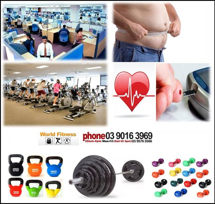 Due to decreasing level of physical involvement in work places like IT field, engineering industries with automated machineries and other sorts of computer assistance the need for physical activity has become compulsory from the perspective of health so World Fitness supplies extensive range of exercise equipments for commercial and personal use and also support physical training aspects by exercise equipments.  Kindly Visit - http://www.worldfitness.com.au/contact_us.php