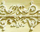 Putz marokkanischen Grenze Schablone Wand Schablone ausgelöst
