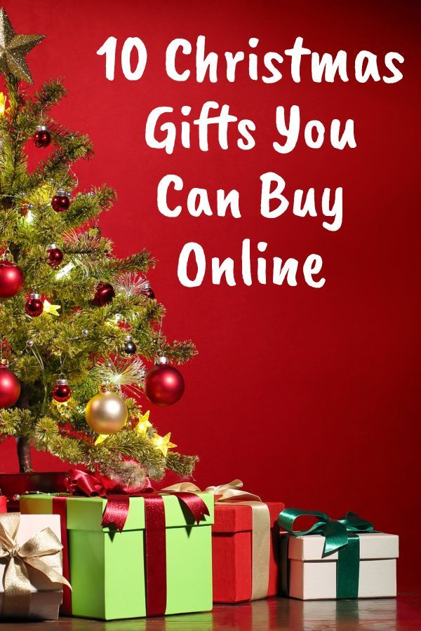 10 Christmas Gifts You Can Buy Online Online Christmas Gifts Amazon Gift Card Free Christmas Gifts