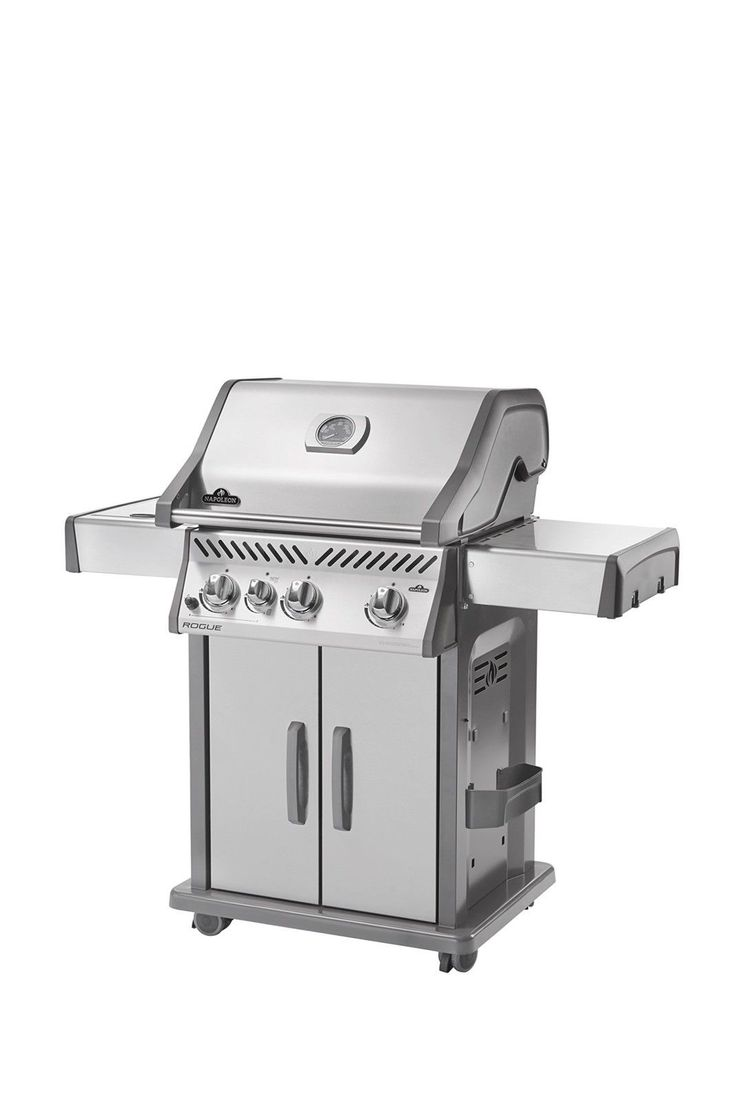 Napoleon Grills Rogue 425 Natural Gas Grill Stainless Steel