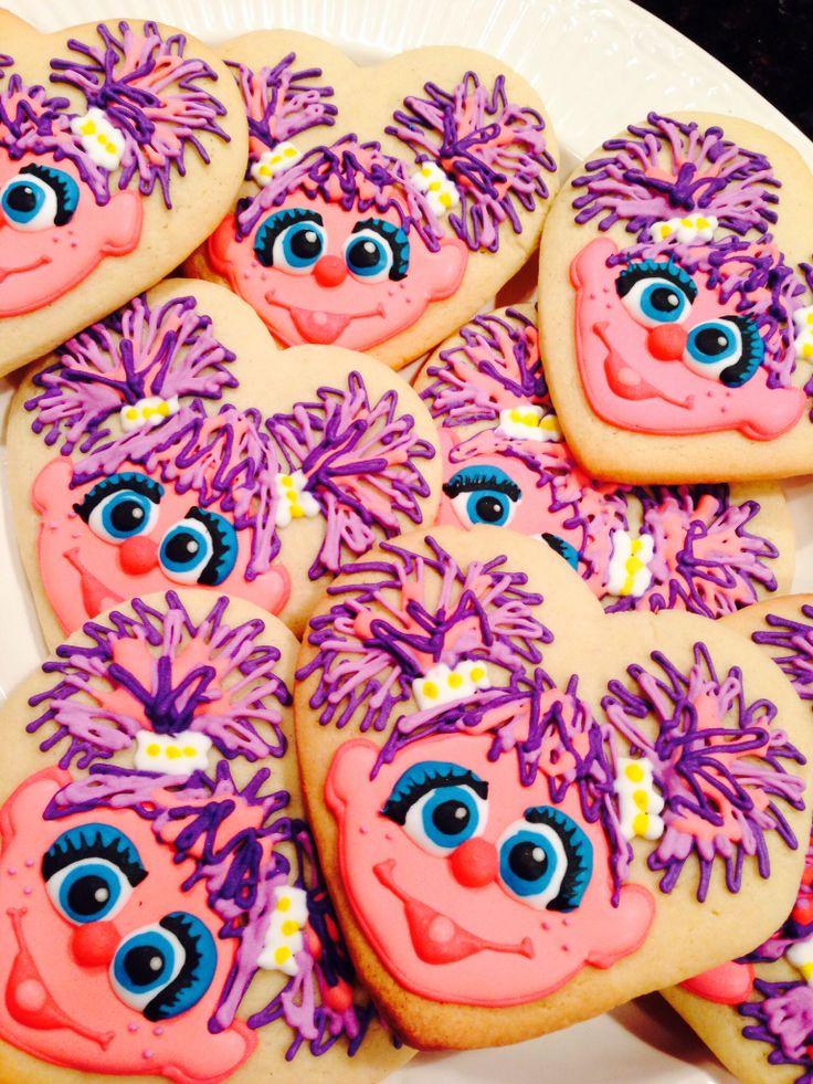 Pin by Nikki on Miss Nikki's Cookies | Abby cadabby ...