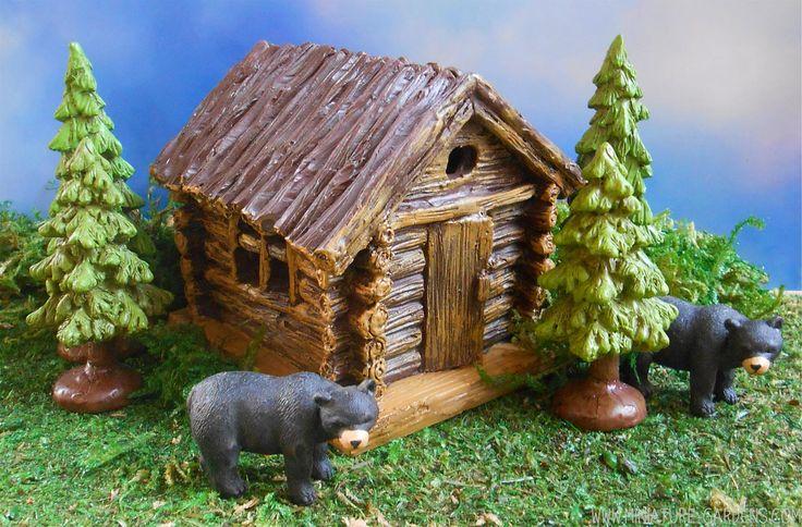 Mini Woodland Fairy Gardens