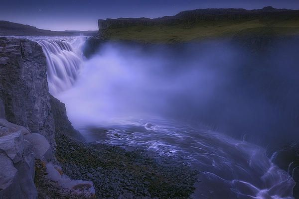 The magnificient Dettifoss waterfall, Iceland. #Dettifoss #Iceland