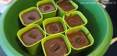 fondants au chocolat au micro-onde