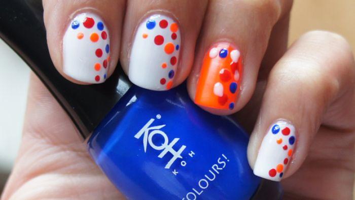 nederlandse nagels leuk!