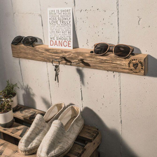 Barefoot Schlüsselbrett | Barefoot Living by Til Schweiger #interior #deko