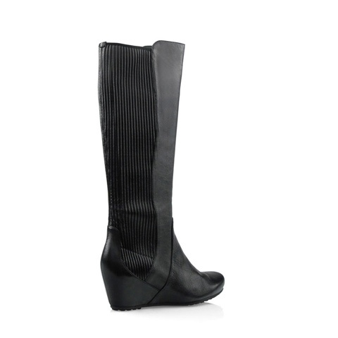Zensu Regal in Black Nappa - If you only buy one boot this winter, this should be the one