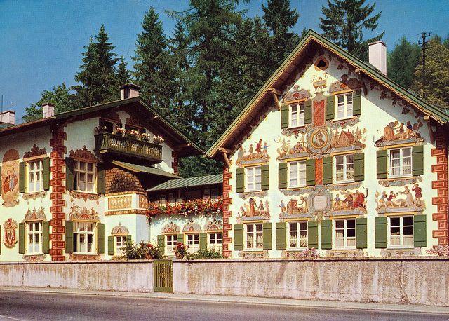 Oberammergau - Hänsel und Gretel Haus