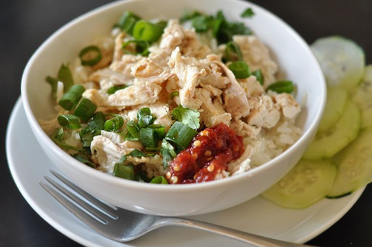Hainanese Chicken With Rice from Mark Bittman — Recipe Review