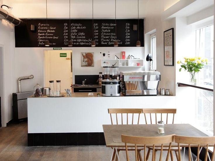 Mókuska Caffè: Hier wird jeden Montag selbst geröstet
