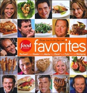 The ultimate collection of favorite recipes from an internationally acclaimed lineup of fabulous chefs: Rachel Ray, Emeril Lagasse, Giada De Laurerntiis, Bobby Flay,…