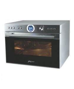 Buy 34L convection Microwave Oven. Get 50 preset recipes at your finger tips with 1 year Comprehensive Warranty at Godrej Appliances Official Online Store. http://shop.godrejappliances.com/godrej-microwaves/godrej-34-l-convection-instacook-microwave-oven.html