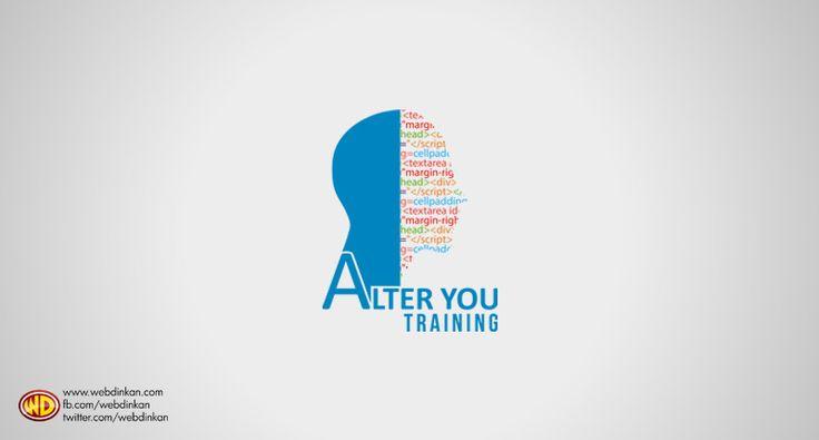 Logo design for http://www.alteryoutraining.com/