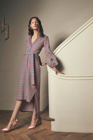 Hellessy Resort 2018 Fashion Show Collection