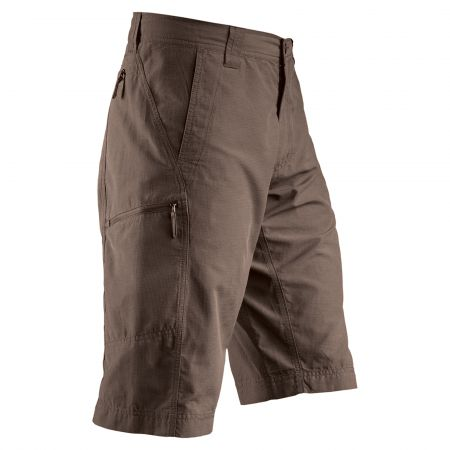Sendat Travel Shorts Men v2 - Bark