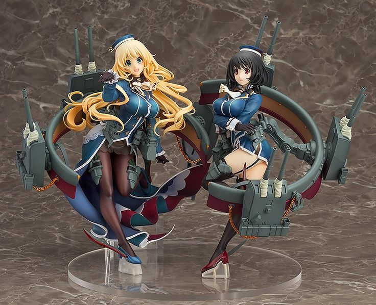 Takao: Heavy Armament Ver. 1/8th Scale Figure Kantai Collection -KanColle