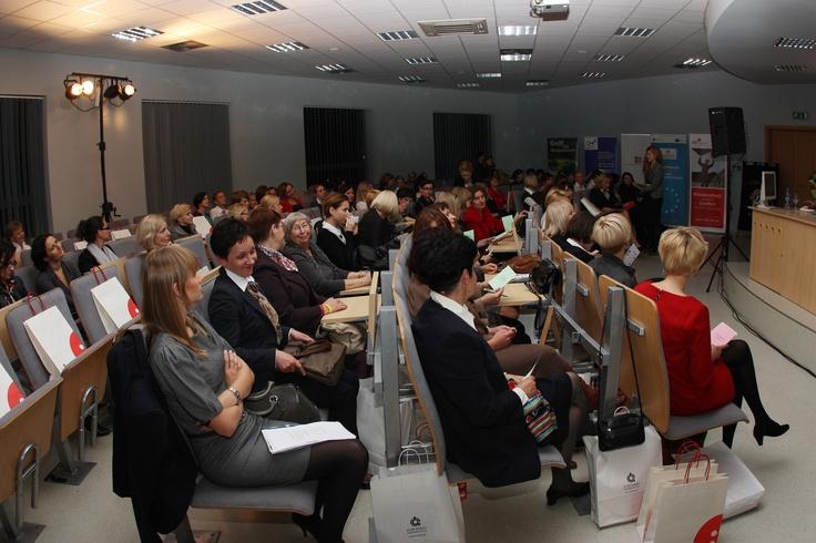 Gala Klubu Kobiet Przedsiębiorczych  WSNHiD  www.babilad.pl