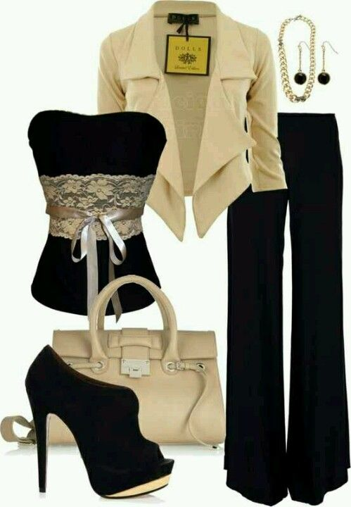 Combination Outfit.