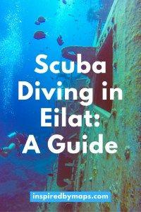 Scuba Diving Eilat
