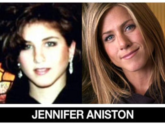 Famous People Then And Now Part 2 90 Pics Celebrities Then And Now Celebrities Jennifer Aniston
