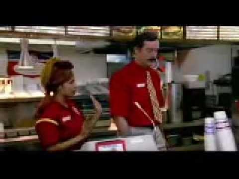 Anjelah Johnson - Bon Qui Qui (King Burger). Here ya go @Sarah Arwen :)