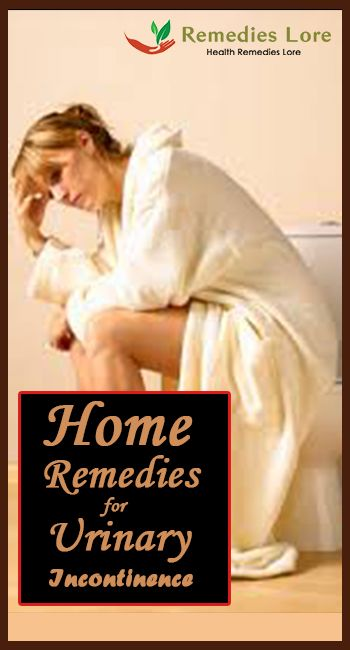 Home Remedies for Urinary Incontinence #uninary #incontinece http://www.remedieslore.com/home-remedies-urinary-incontinence/