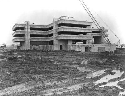 Dr. J.O. Ruddy General Hospital Construction, 1968