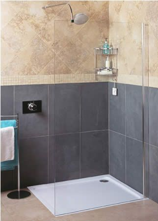 Product image for Roman Collage Walk-in Panel  Thanks for pinning from www.ukbathrooms.com  #bathrooms