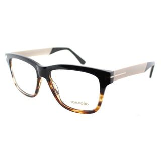 Shop for Tom Ford Unisex Black Tortoise and Gold Plastic Rectangle Eyeglasses. Get free shipping at Overstock.com - Your Online Accessories Outlet Store! Get 5% in rewards with Club O!