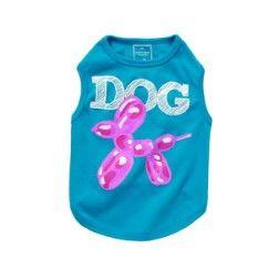 Camiseta Croisette Azul Para Perro