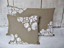 Pillows (Párnák, Judit Vigvári Design - Hungary)