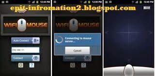 Cara Android jadi Mouse merupakan tutorial yang akan membuat Android yang kamu gunakan berfungsi sebagai Mouse dengan aplikasi WiFi Mouse