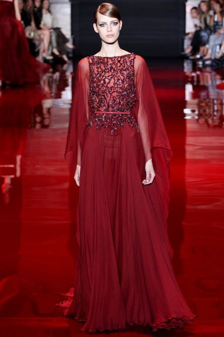Couture gown 2013