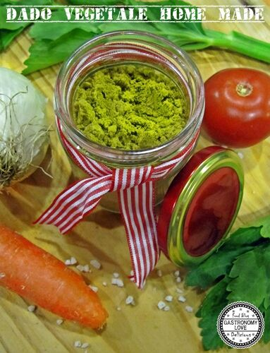 Dado vegetale home made