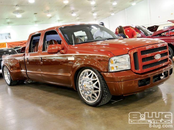 lifted Ford F-150 trucks