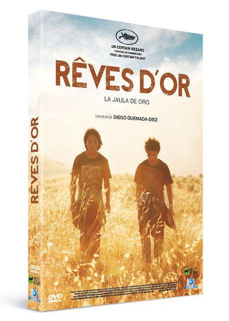 REVES D'OR - Diego Quemada-Diez - DVD