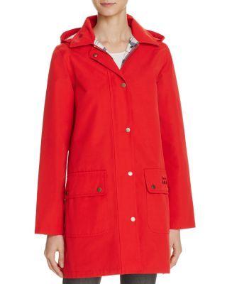 Barbour Gustnado Raincoat | Bloomingdale's
