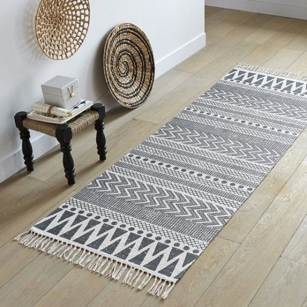 selection-tapis-graphique-black-and-white - Lili in wonderland