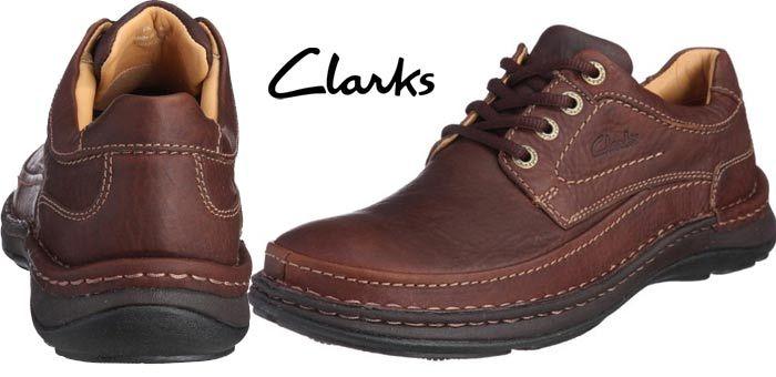 ¡Chollo! Zapatos Clarks Nature Three para hombre baratos 64 euros - 50% descuento - http://www.clubchollos.com/chollo-zapatos-clarks-nature-three-para-hombre-baratos-64-euros-50-descuento/ - Para los hombres que están buscando unos zapatos informales, pero muy cómodos y de gran calidad, les puedo decir que he encontrado un chollazo de verdad. En Amazon España puedes ahora mismo conseguir unos zapatos Clarks Nature Three para hombre baratos por sólo 64,66 euros. Un par de zapatos de ...