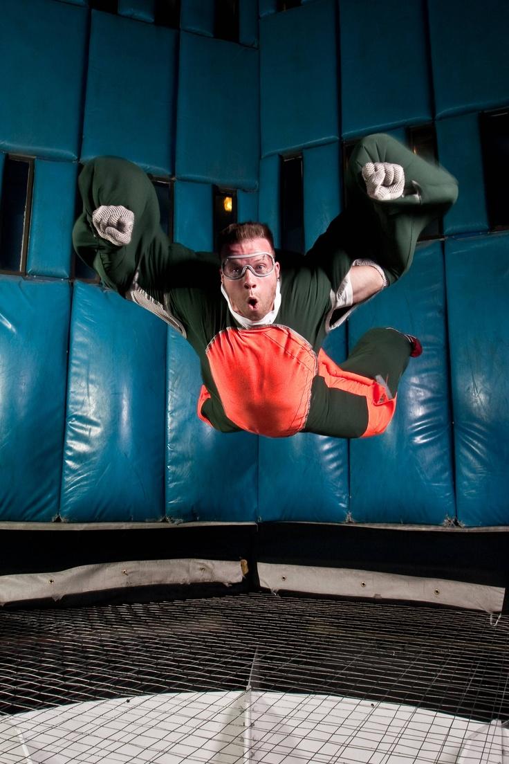 Indoor Skydiving $75.00