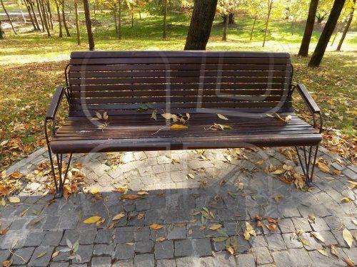 bench,autumn