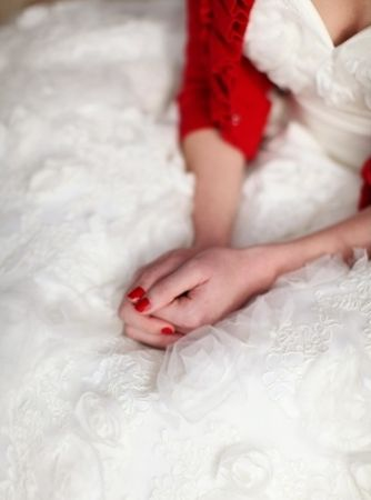 Sugar+Queen+Red+and+White+Winter+Wedding+Inspiration